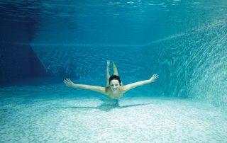 La filtration pour une eau piscine propre